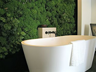 Herbst Manor master bathroom designed by Kevin Hackett & Jessica Weigley 2013 SF Decorator Showcase