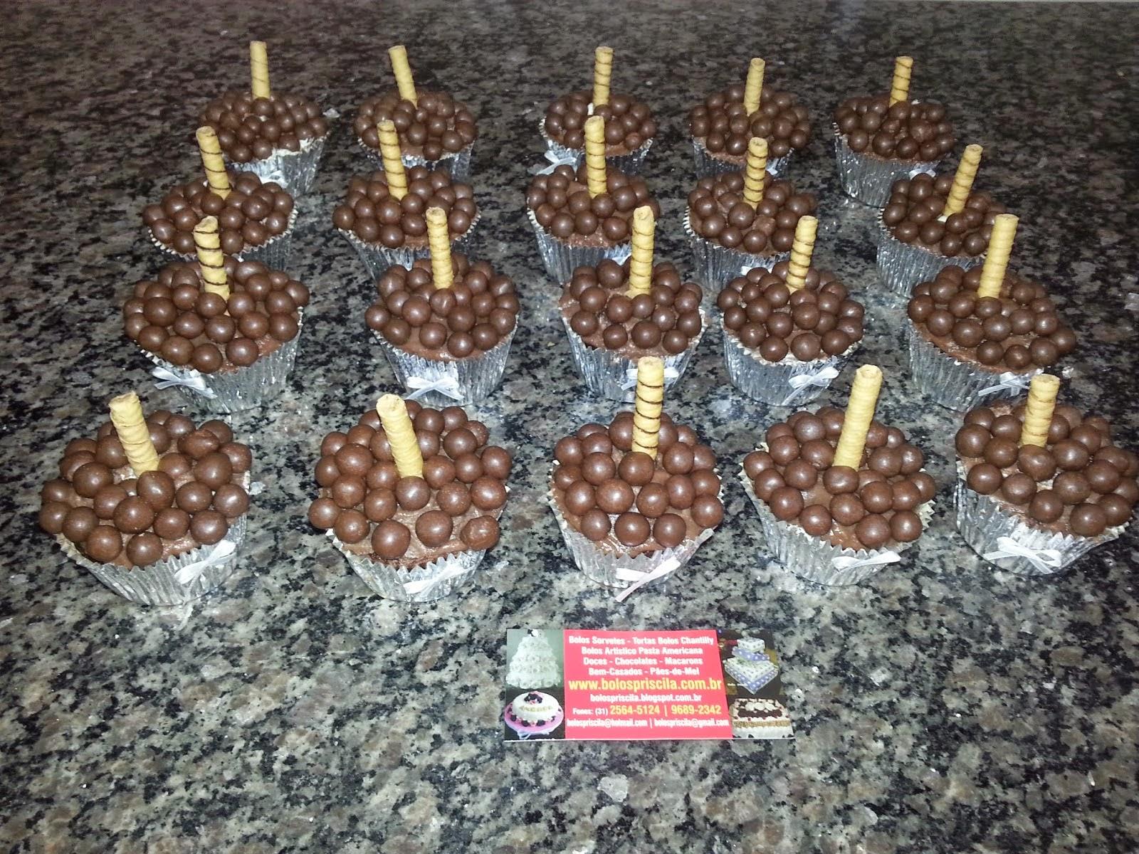 Cupcake gourmet Nega Maluca