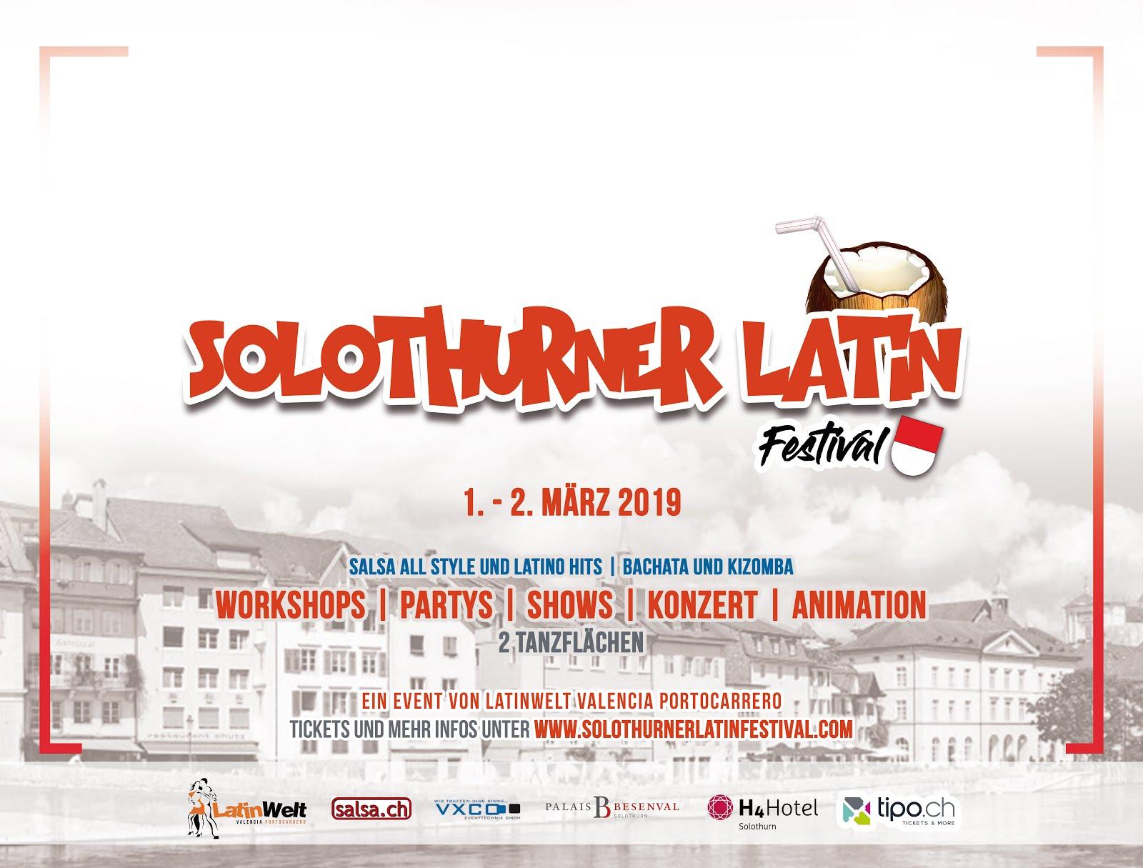 Solothurner Latin Festival 2019