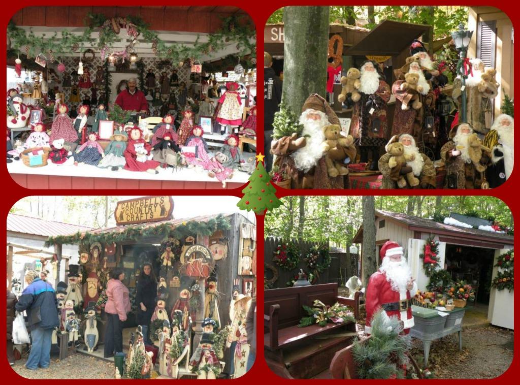 Christmas wallpaper 2012: Shaker Woods, Christmas in the Woods