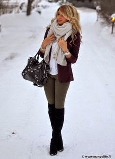 Winter Clothing