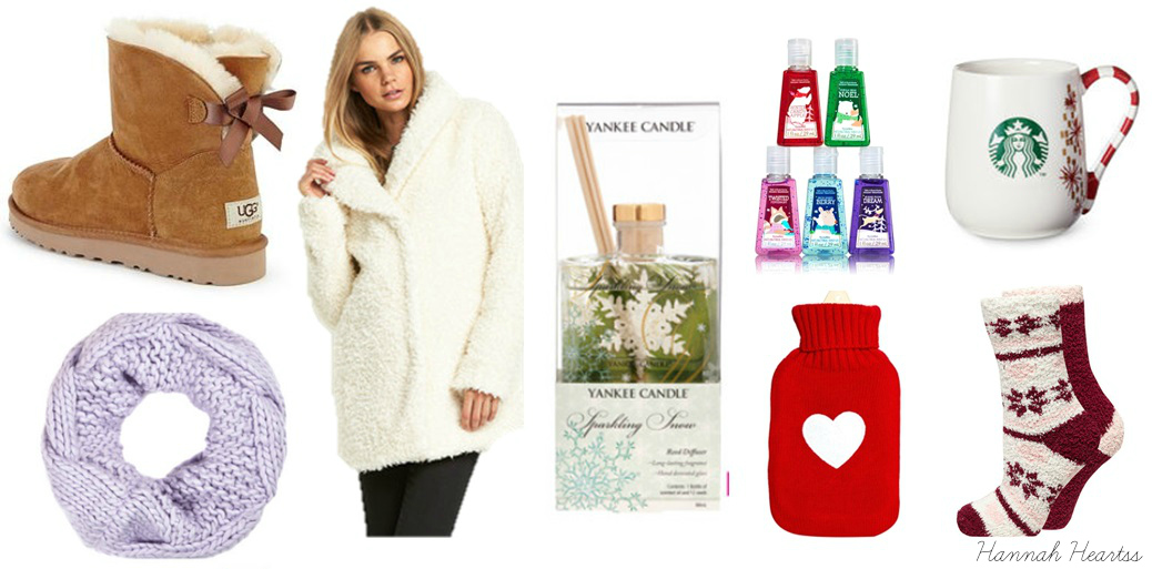 Wintery Wishlist