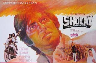 Sholay, Amitabh Bachchan