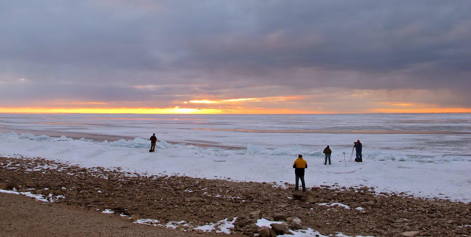 Camera sunset beach fish creek wisconsin for Fish creek wisconsin
