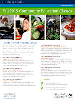 Flyer listing all classes.  Visit http://blog.riosalado.edu/2015/08/sustainable-food-education-courses.html for a full text transcript.