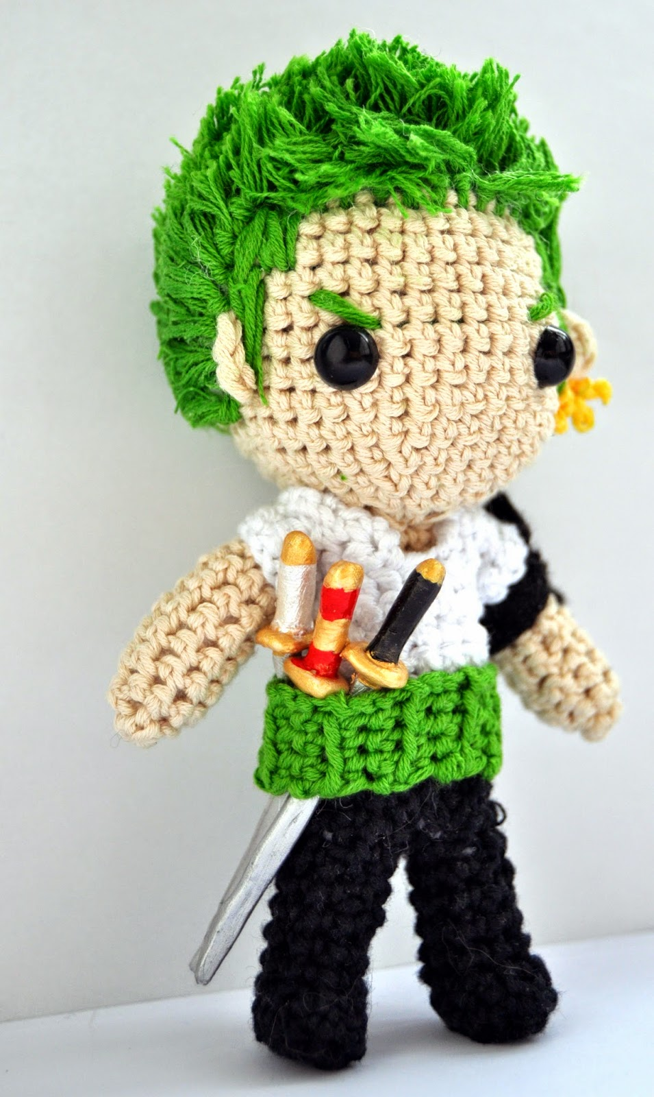 1000+ images about Amigurumi on Pinterest One piece ...