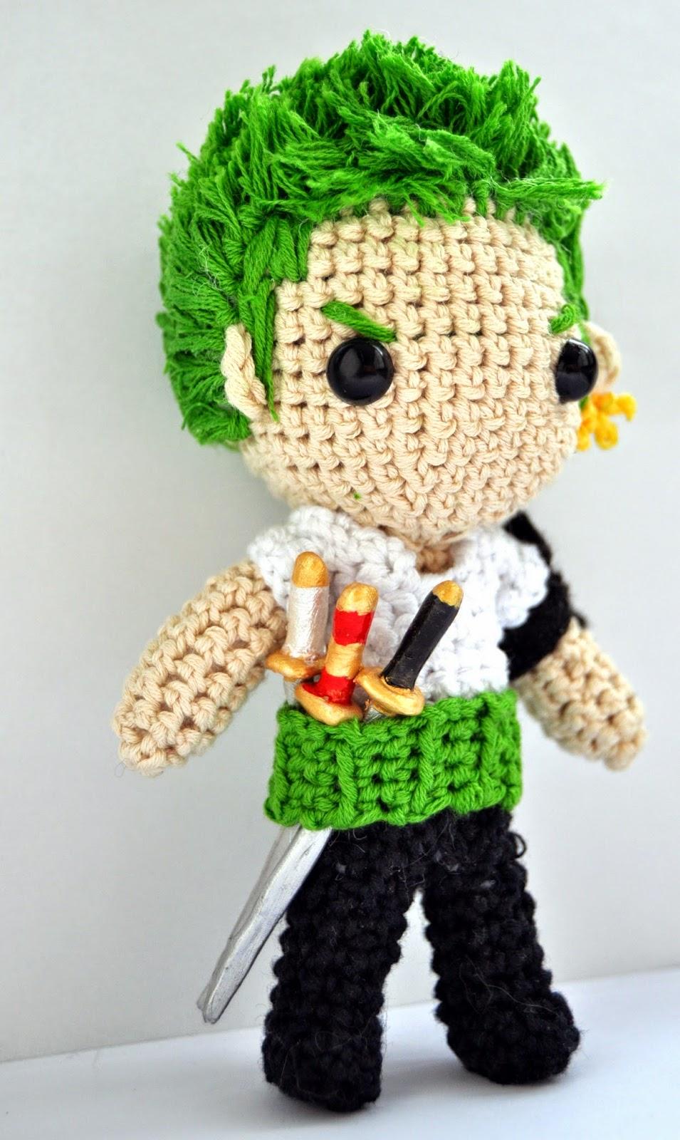 Amigurumi One Piece : 1000+ images about Amigurumi on Pinterest One piece ...