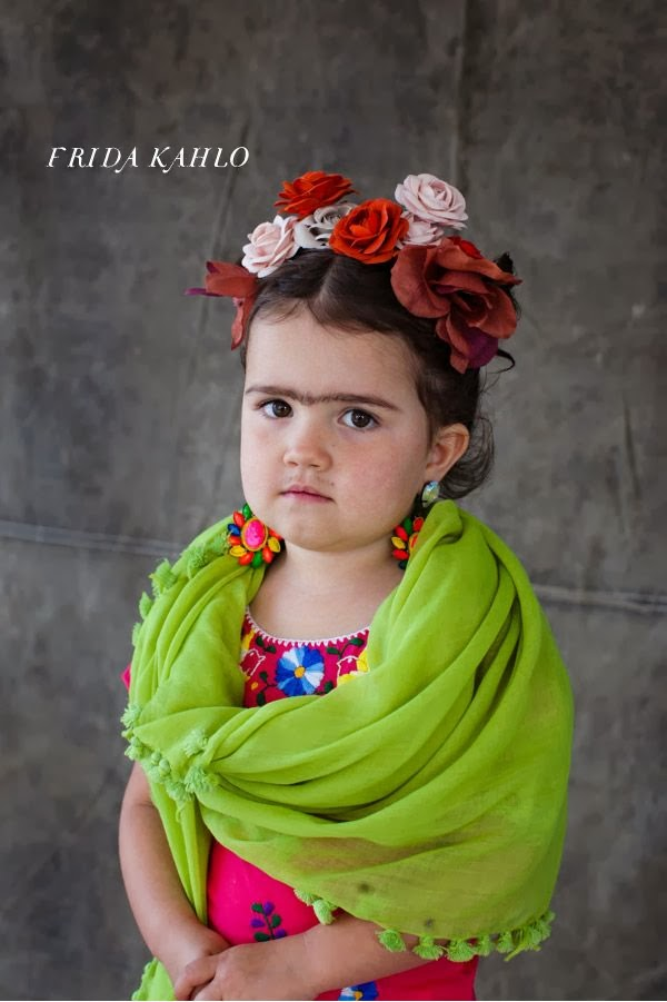 FRIDA KAHLO COSTUME DIY / DISFRAZ TUTORIAL
