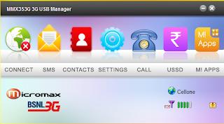 micromax 353 3G