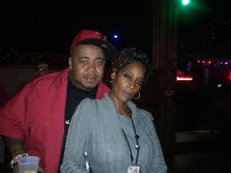 Twista and Keshia Wells