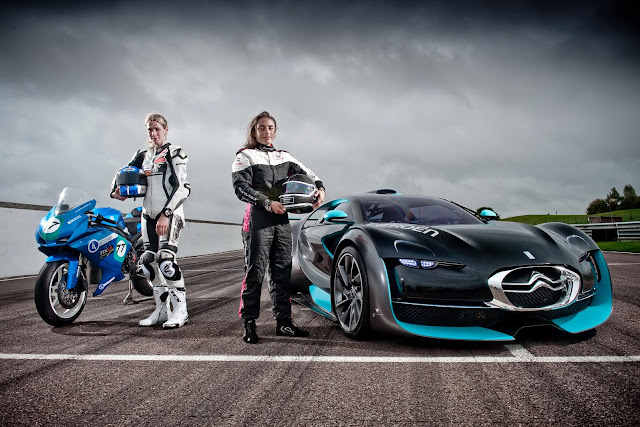 Race-Agni-Z2-Electric-Motorcycle-VS-Citroen-Survolt-EV-http://hydro-carbons.blogspot.com