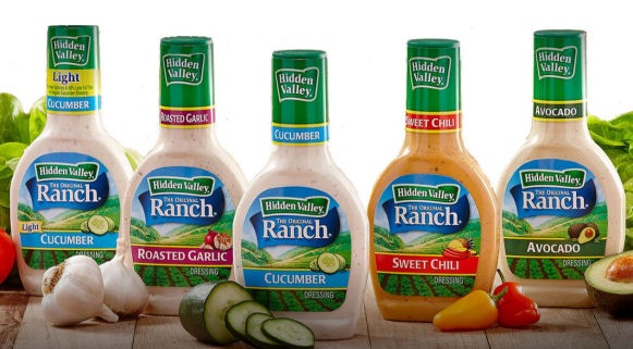 new Hidden Valley Ranch flavors