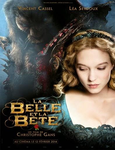 La bella y la bestia (La belle et la bête) (2014)