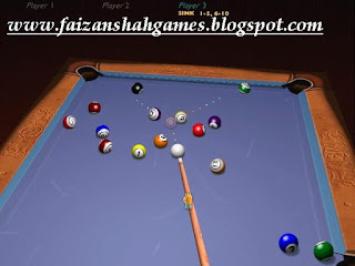 3d ultra cool snooker