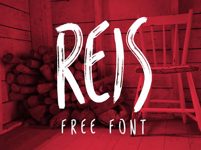 reis free font download