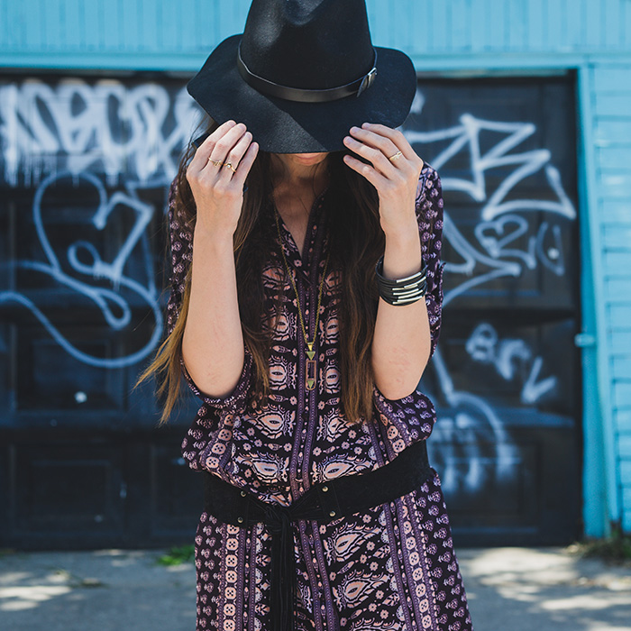 Spell-Designs-Shirt-Dress-Fedora-Ankle-Boots