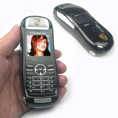 Porsche Phone, Ponsel Unik Berbentuk Mobil