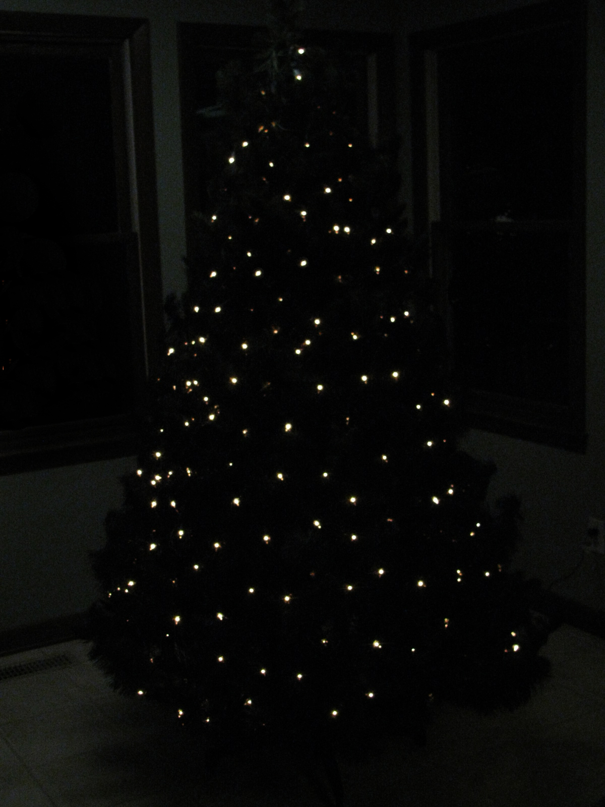 christmas tree net lighting - Christmas Tree Net Lights