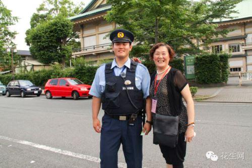 Polisi yang baik hati