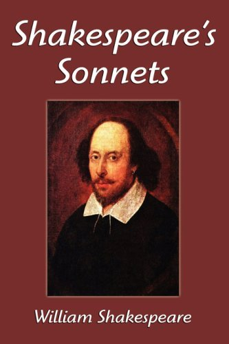 funny sonnets. read the sonnets before we