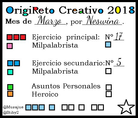#OrigiReto2018