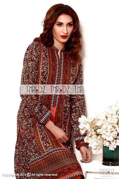 Designer Printed Eid Dresses