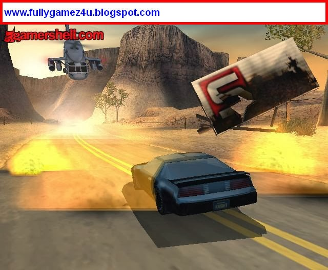 Download Knight Rider 2 Game For Pc Full Version