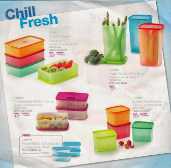 CHILI FRESH TUPPERWARE