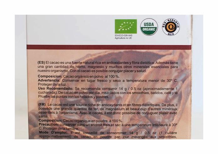 Cacao amazónico Inkanat