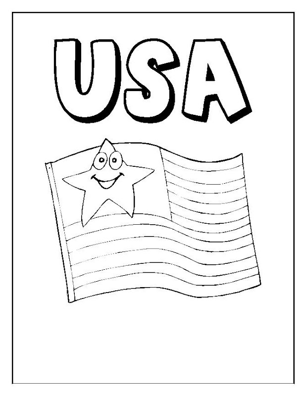 free american coloring pages picture i love usa coloring pages  title=