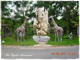 The Million Years Stone Park & Pattaya Crocodile Farm