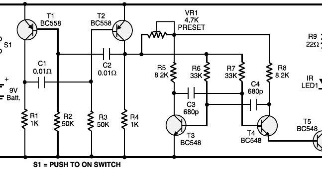 grvkmr123  circuit diagram for rc car