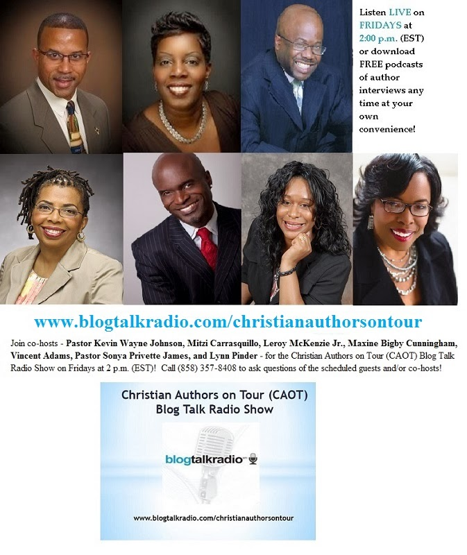 Introducing the 2014 Co-Hosts of the CAOT Blog Talk Radio Show!