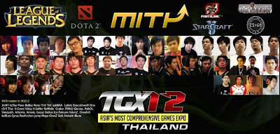 MiTH The Games Xpo 2012
