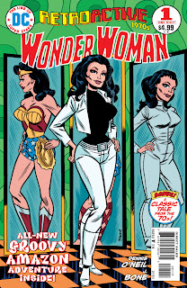 Cover of DC Retroactive: Wonder Woman - The '70s from DC Comics