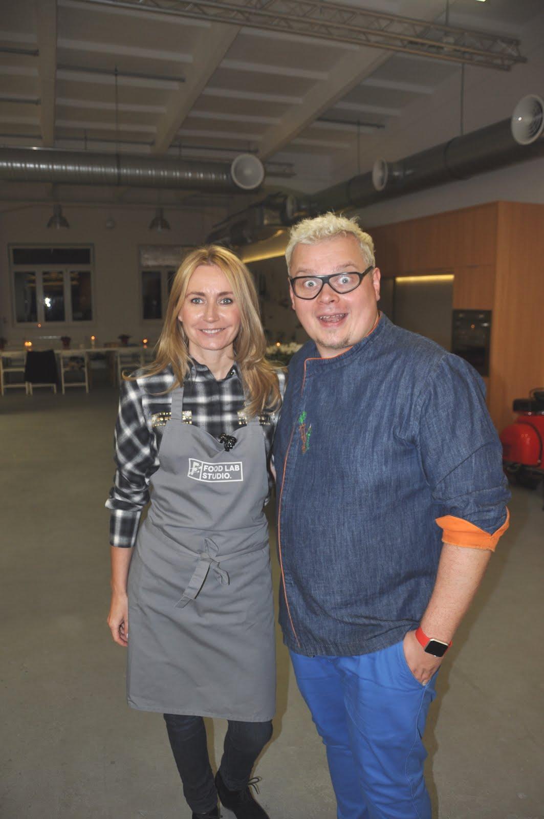 Gotowałam z Jurkiem Sobieniakiem