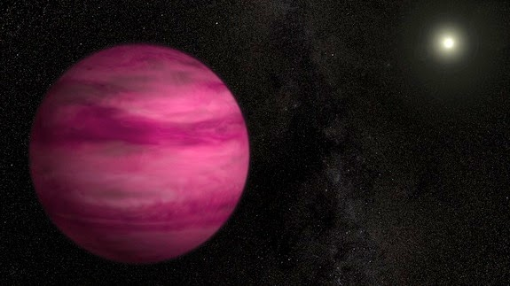 Planet Jazz is an exoplanet,