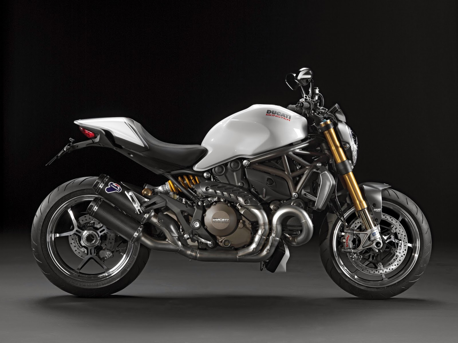 Racing Caf U00e8  Ducati Monster 1200 Ducati Performance 2014