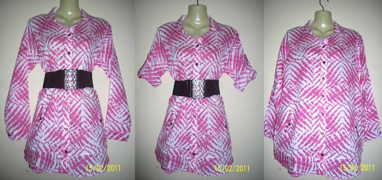 Pink Blouse - FR22