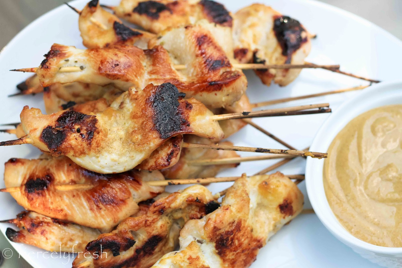 mustard glazed shrimp garlic mustard glazed chicken skewers recipe