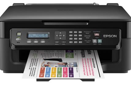 Epson WorkForce WF-2510 Printer Driver Download