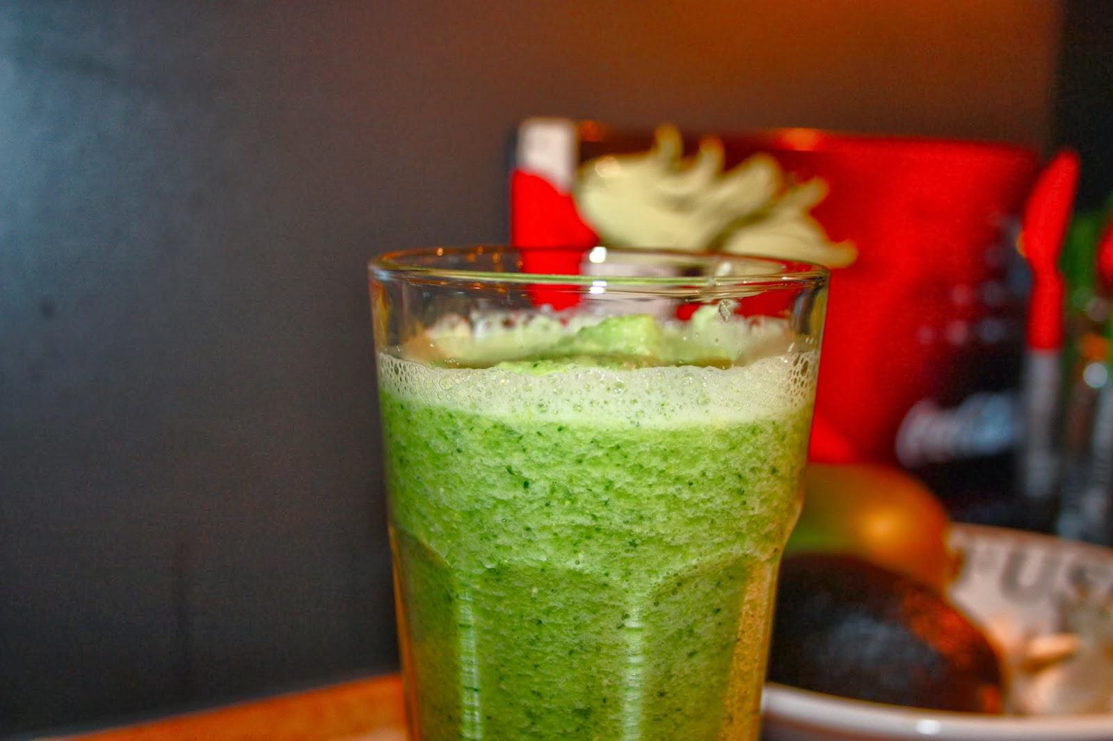 Green Smoothie Vegan Detox Entgiften Versuch Abbruch Gesund