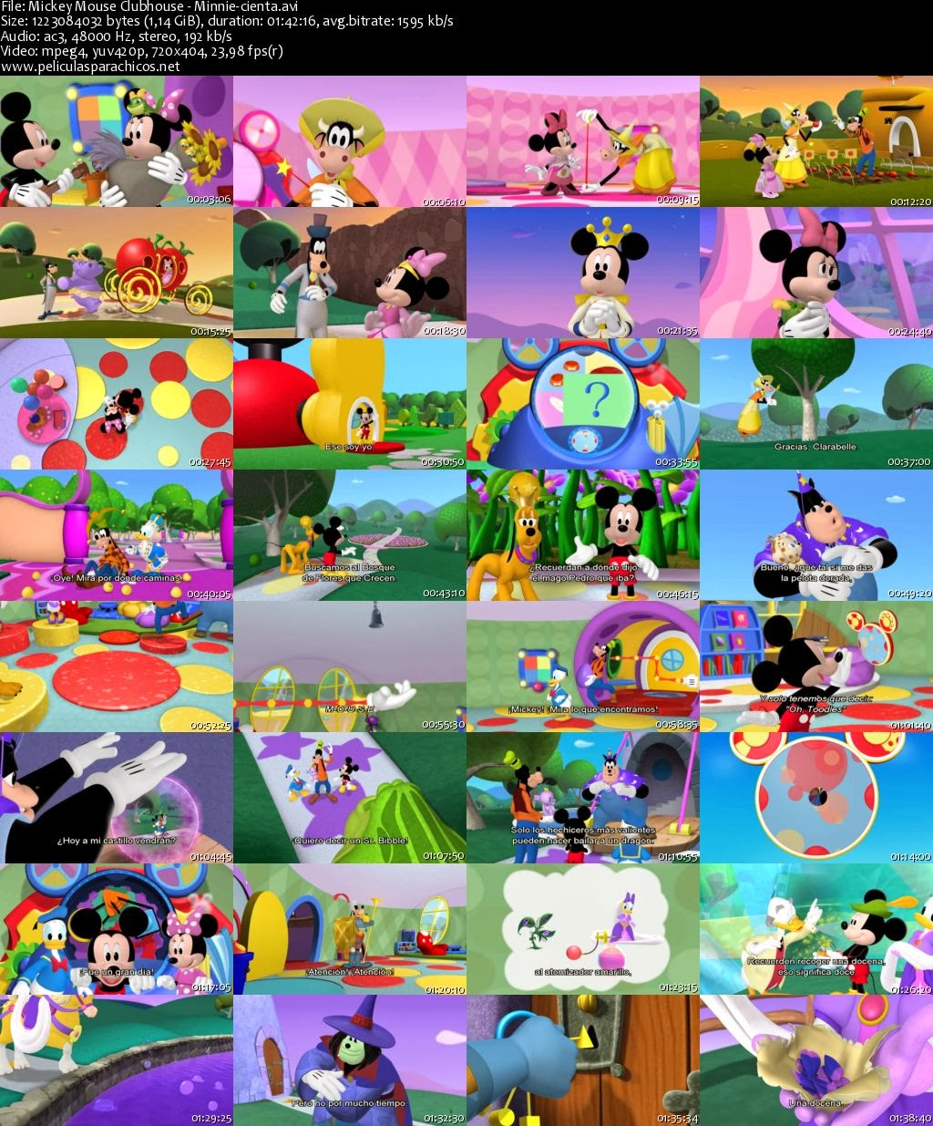 Descargar mickey mouse clubhouse minnie cienta dvd rip - Mickey mouse minnie cienta ...