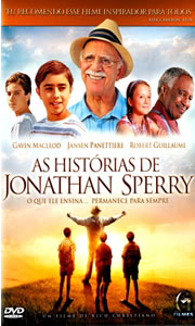 As histórias de Jonathan Sperry DVDRip RMVB Dublado