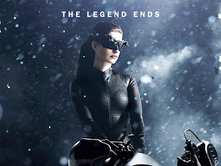 The Legend Ends Anne Hathaway as Selina Kyle Catwoman HD Wallpaper