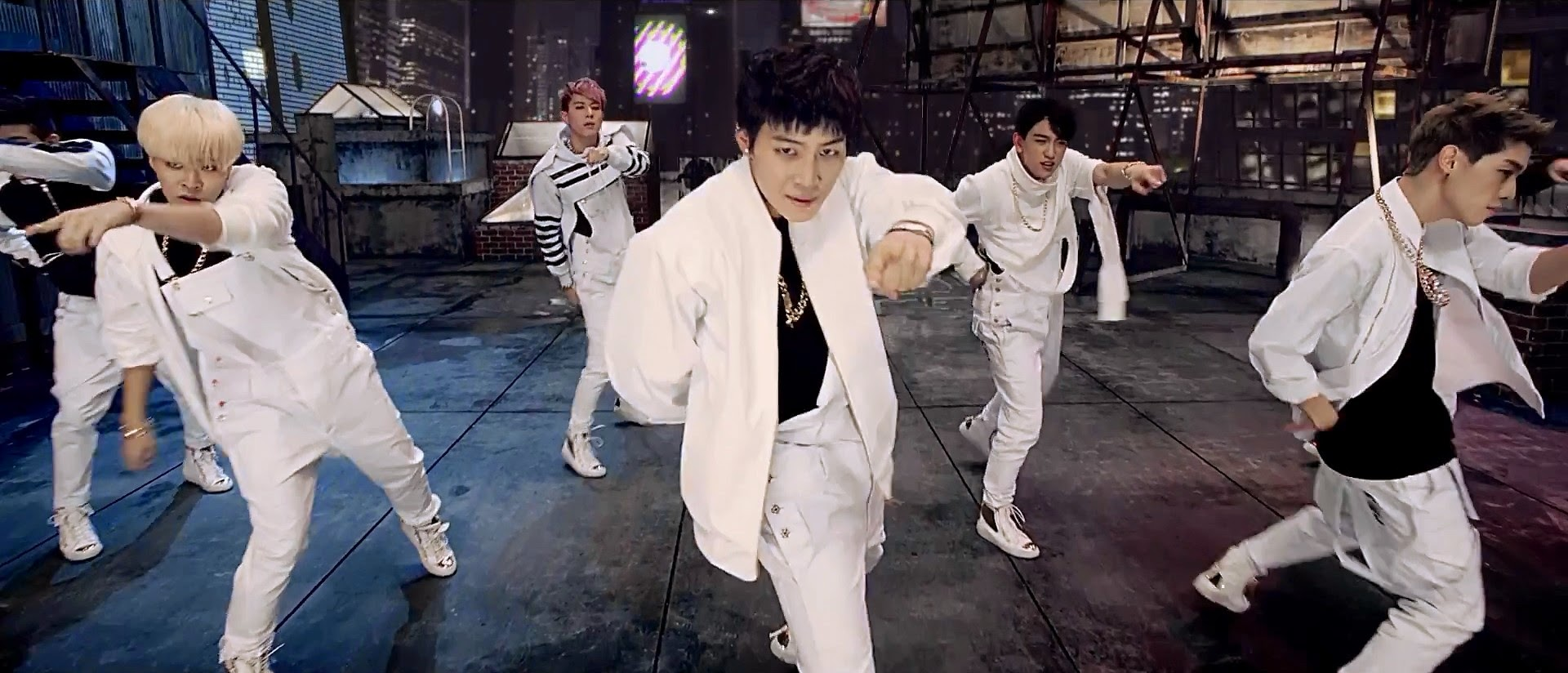 JB GOT7 Stop Stop It