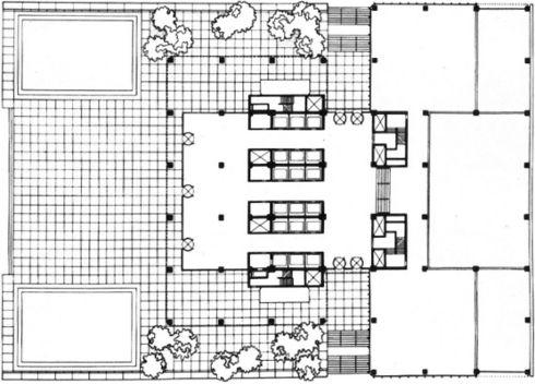 El blog de New York: Seagram Building (1954-1958)