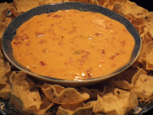 Super Easy Restaurant Cheese Dip Recipe