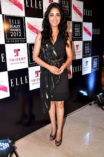 Yami Gautam, Jiah Khan & Soha Ali Khan graces the 'Elle Beauty Awards 2012'