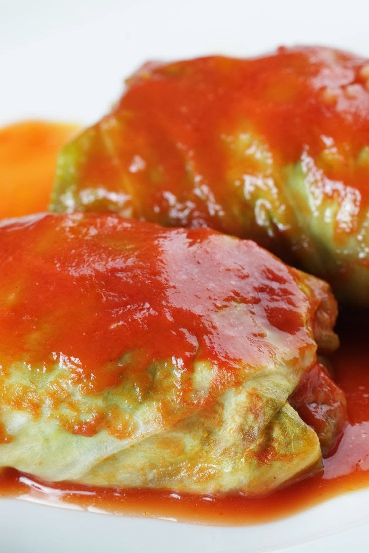 Stuffed Cabbage Rolls | Boy Meets Bowl